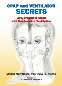 CPAP + Ventilator Secrets Book