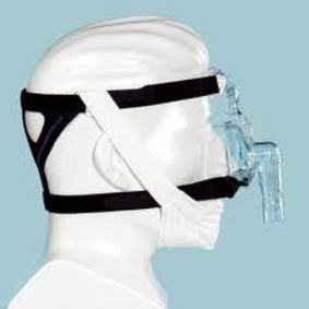 CPAP White Chin Strap
