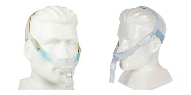 nuance nuance pro nasal pillows cpap mask