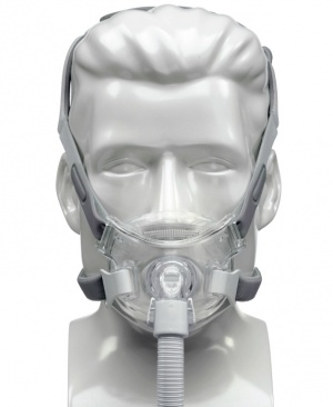Amara View Full Face Minimal Contact CPAP Mask