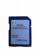 Respironics' SD Memory Card