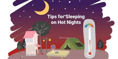 Tips for Sleeping on Hot Nights