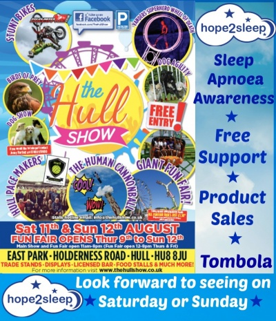Hull Show - Support and Awareness Event