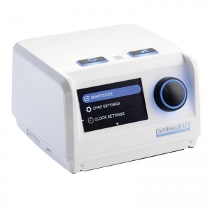 Drive DeVilbiss Blue CPAP and APAP Machine (IntelliPAP 2)