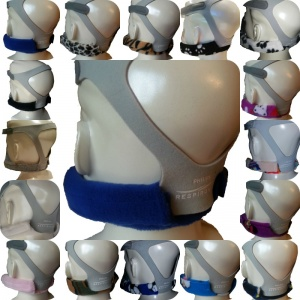 CPAP Mask Neck Comfort Strap Cover
