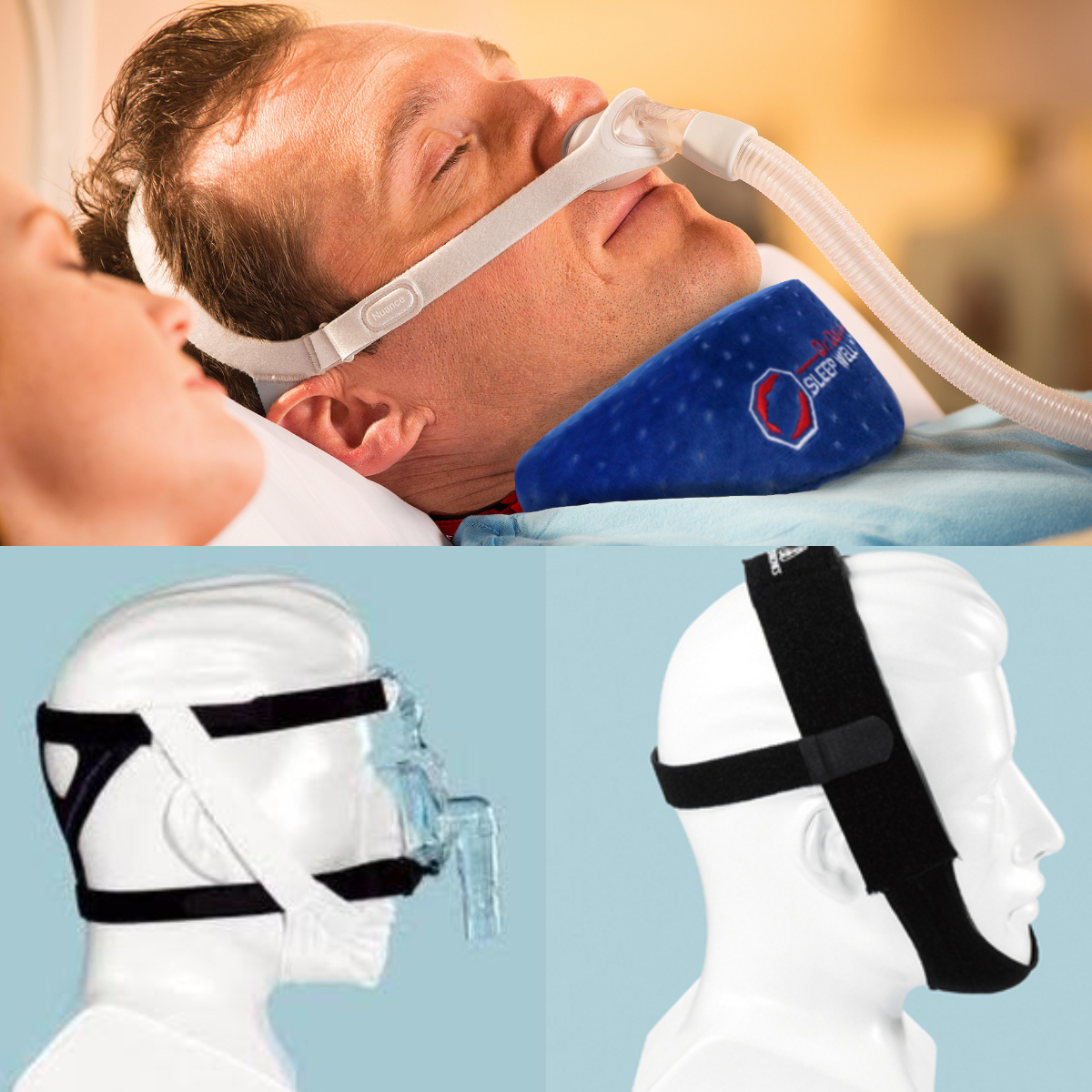 Dr Dakota Chin Support or Chin Straps