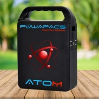 Atom Battery Power Pack for all CPAP, BiPAP and Non-invasive Ventilators