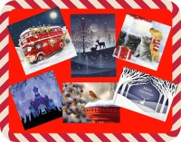 Charity Christmas Cards  *3 for 2* Offer