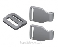 Clips and Buckle for Simplus Full Face Mask Headgear