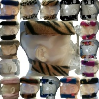 CPAP + Ventilator Mask Strap Covers